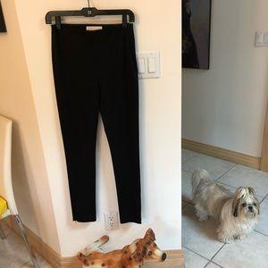 NWT Michael Kors Black Ankle ZIP Pants